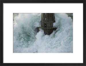 Phare de La Jument - The Lighthouse Keeper III by Jean Guichard