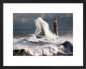Roker Lighthouse I by John Kirkwood