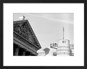 City deal overlooking Mansion House by Niki Gorick