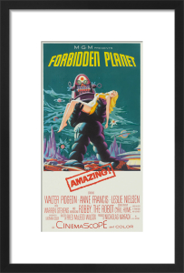Forbidden Planet by Cinema Greats