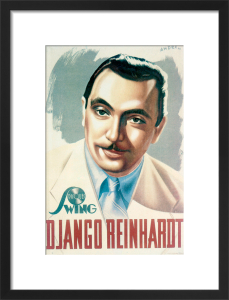 Disques Swing - Django Reinhardt, 1941 by Andre
