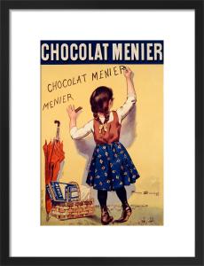 Chocolat Menier, 1893 by Anonymous