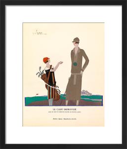 Le cady improvisé by Gazette du Bon Ton
