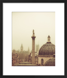 Old London Town by Keri Bevan