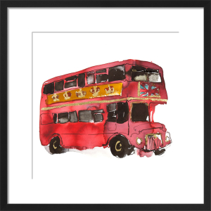 Routemaster by Bridget Davies