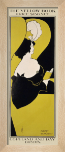 The Yellow Book, 1894 by Aubrey Beardsley