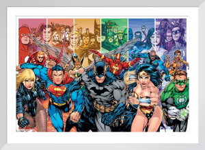 Justice League of America - Generations by DC Comics