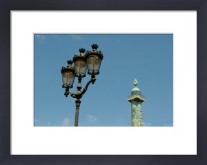 Place Vendome, Paris, France by Sergio Pitamitz