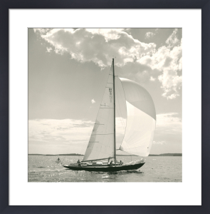 Sunlit Sails II by Michael Kahn