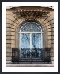 Rue De Paris I by Tony Koukos
