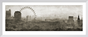 London Landmarks by Pete Kelly