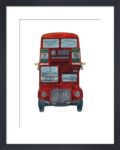 Routemaster by Barry Goodman