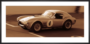 AC Cobra 1962 by Ben Wood