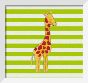 Nosey Giraffe by Catherine Colebrook