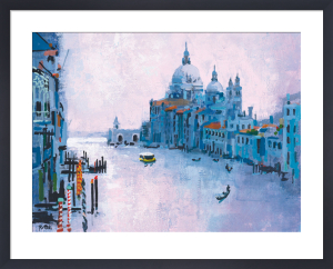 Grand Canal, Venice by Colin Ruffell