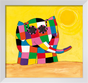 Elmer in the Sun by David McKee