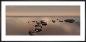 Calm Sea by Ian Winstanley