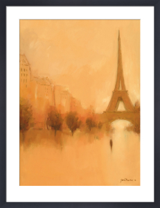 Stranger in Paris by Jon Barker