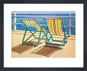 Summer Breeze by Jonathan Sanders