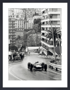Monaco Grand Prix by Anonymous