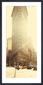 Flatiron Building, New York by Anonymous