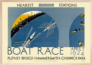Boat Race by Transport for London