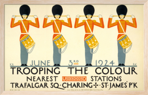 Trooping The Colour by Transport for London