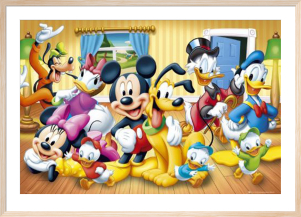 Disney - Group by Disney