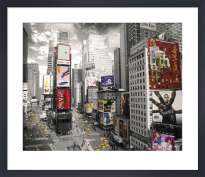 New York - Times Square 2 (small) by Anonymous