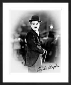 Charlie Chaplin - Cane by Anonymous