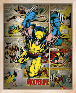 Wolverine - Retro by Marvel Comics
