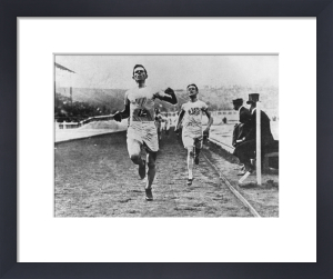 London Olympics 1908 - 1500 Metres by Anonymous