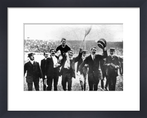 London Olympics 1908 - 100 Metres by Anonymous