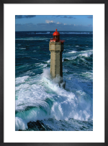 Phare de La Jument I by Jean Guichard