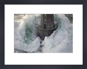 Phare de La Jument - The Lighthouse Keeper II by Jean Guichard