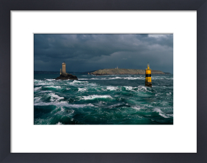 Phare de La Vieille I by Jean Guichard