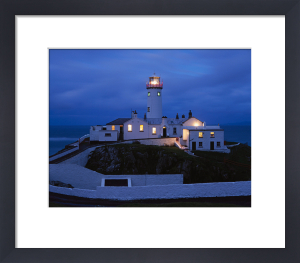 Fanad Head II by Jean Guichard