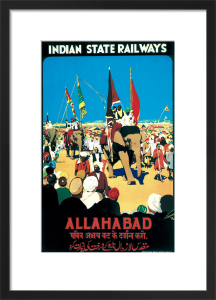 Indian State Railways - Allahabad by National Railway Museum