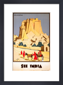 See India - Baluchistan by National Railway Museum