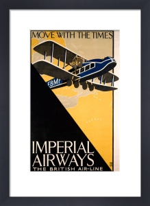 Imperial Airways - Travel with the Times by National Railway Museum