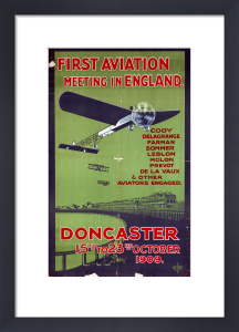 First Aviation Meeting in England - Doncaster 1909 by National Railway Museum