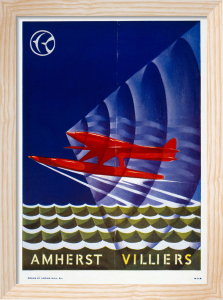 Amherst Villiers - Seaplane by National Railway Museum