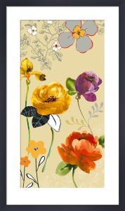 Paint Line II by Sandra Jacobs