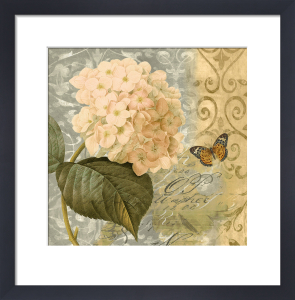 Flowers Butterfly I by Emma Hill