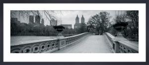 Winter Walk by Joseph Eta