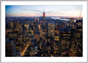 Skyline I by James Leynse