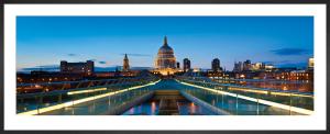 Millennium Bridge by Joseph Eta