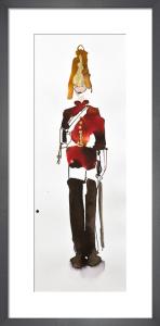 Horse Guard by Bridget Davies