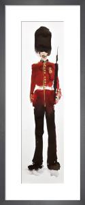 Queen's Foot Guard by Bridget Davies