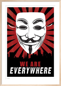 We Are Everywhere by Anonymous